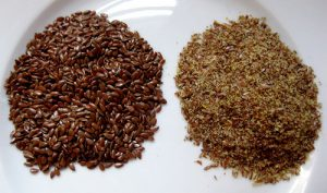 uses of flaxseed