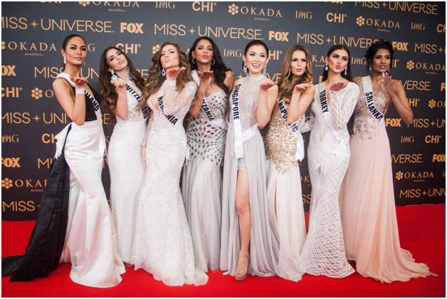 Many Firsts for the Miss Universe 2017