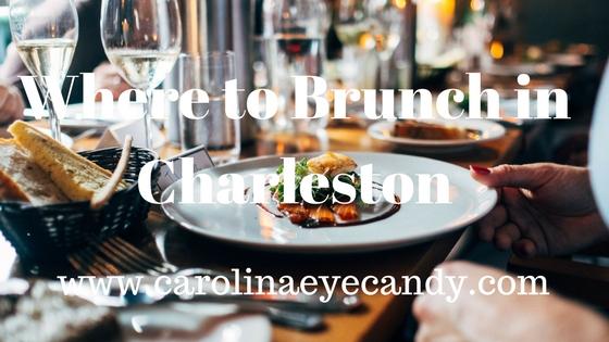 Where to Brunch in Charleston
