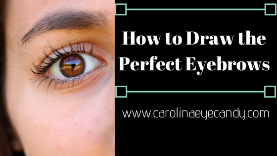 How to Draw the Perfect Eyebrows