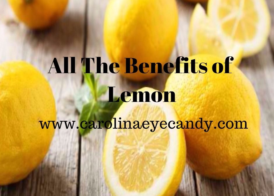 All The Benefits of Lemon