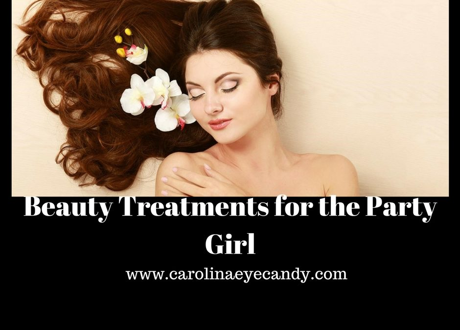 Beauty Treatments for the Party Gal