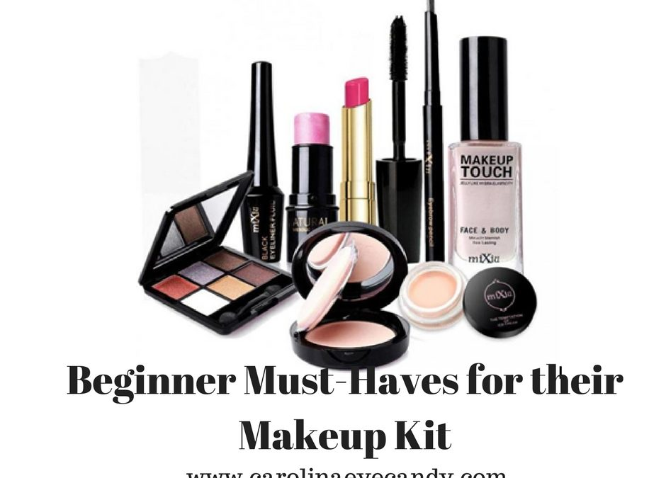 Beginner Must-Haves for their Makeup Kit