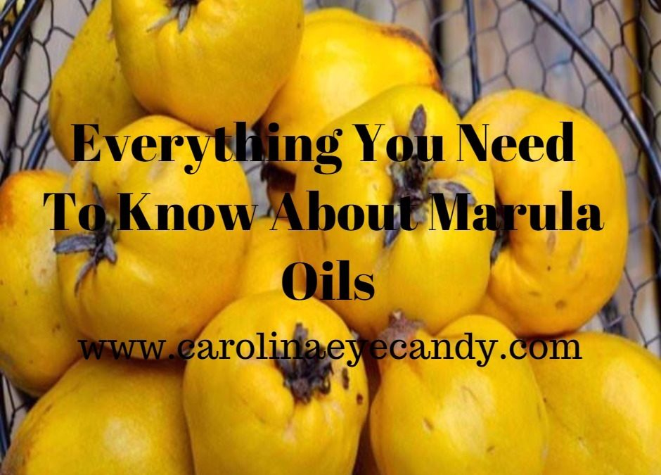 Everything You Need To Know About Marula Oils
